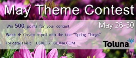 May Theme Contest W4