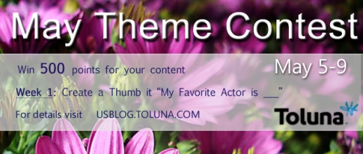 May Theme Contest