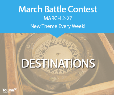 battle contest week 1