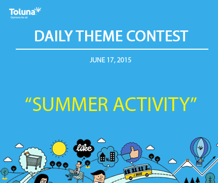 jUNE 17 SUMMER ACTIVITY