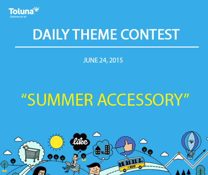 JUNE 24 SUMMER ACCESSORY