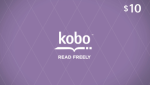 Kobo $10 Gift Card