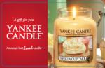 Yanke Candle NEW
