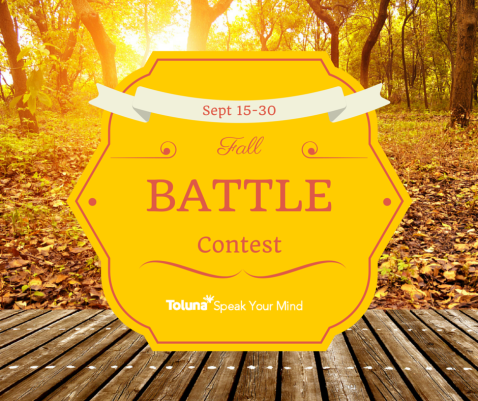 Fall Battle Contest