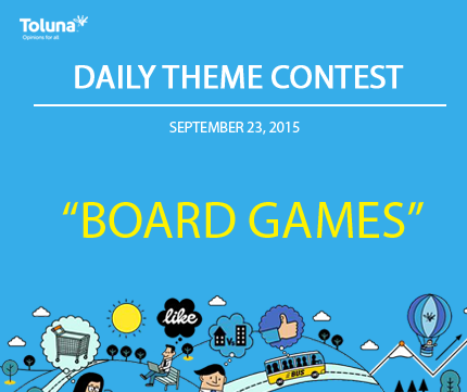 SEPT 23 board games