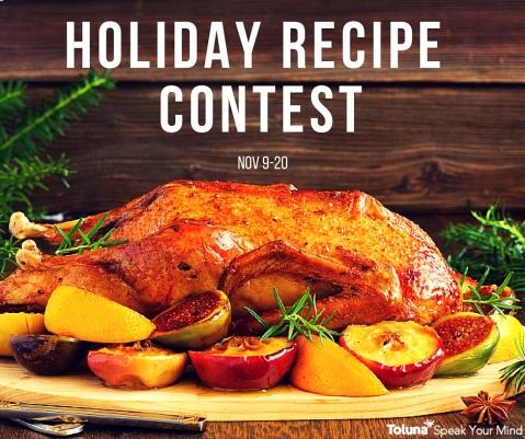 Copy of Recipe Thanksgiving