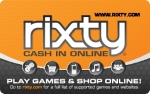Rixty Gift Card
