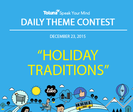 DEC 23 HOLIDAY TRADITIONS