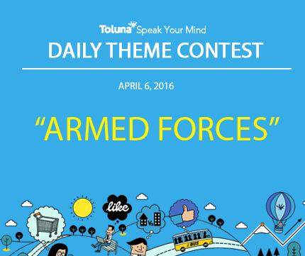 APRIL 6 ARMED FORCES