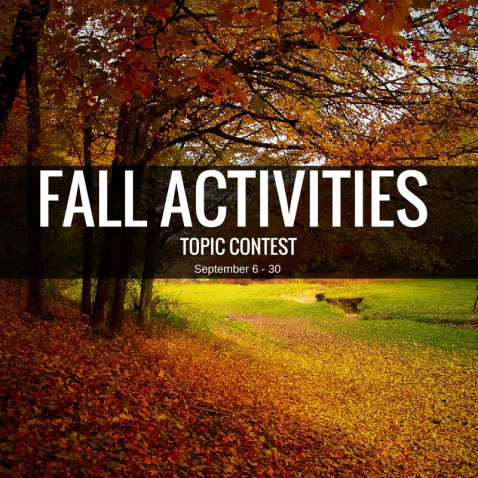 FALL ACTIVITIES TOPIC CONTEST (1)
