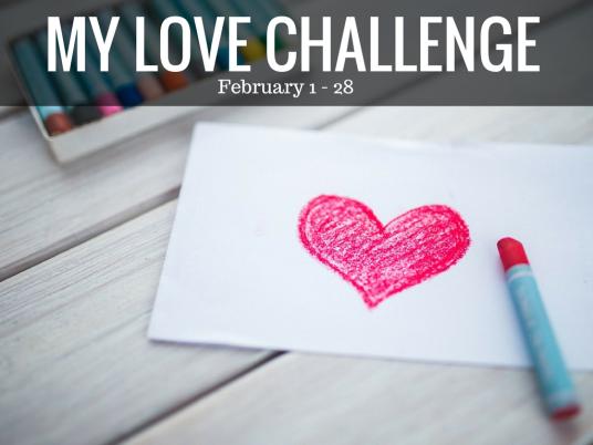 my-love-challenge