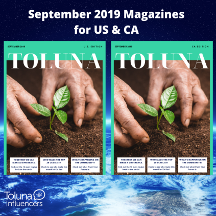 Sept Magazines for US & CA
